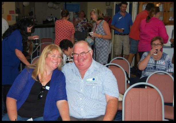 Ruth and Gary